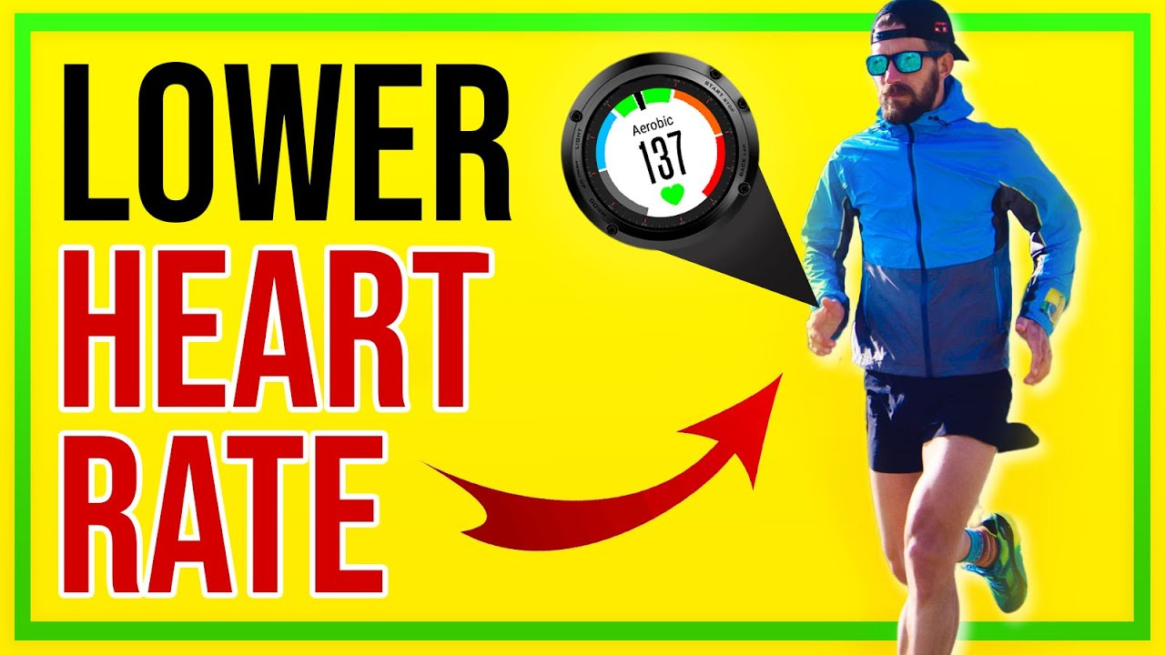 The Secret to Running with a LOW HEART RATE (Not What You Think!)