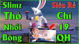 [Liên Quân] Trang Phục Mới Siêu Dễ Thương Slimz Thỏ Nhồi Bông - Giá Siêu Rẻ Chỉ 19 QH
