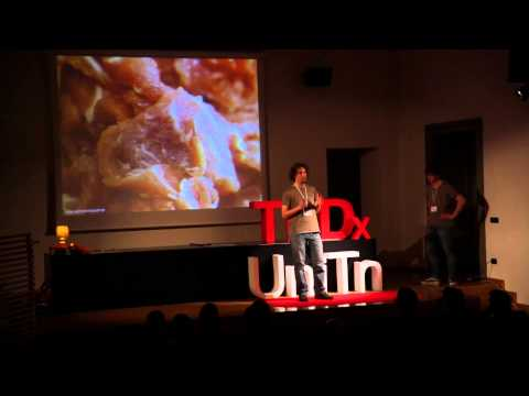 Open Minds, Open Spaces and Open Science: Jason Fontana and Daniele Rossetto at TEDxUniTn