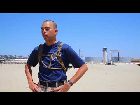 We Make Marines • Drill Instructor SSgt  Rivera • MCRD San Diego