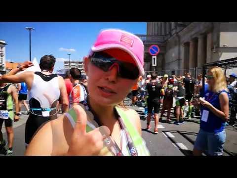5150 Warsaw Triathlon - bieg