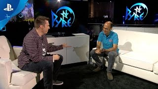 Pyre - PlayStation Experience 2016: Livecast Coverage | PS4