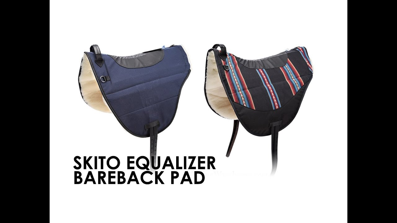 English Horse Saddle Pads Skito Equalizer Pad Equestrian Equipment