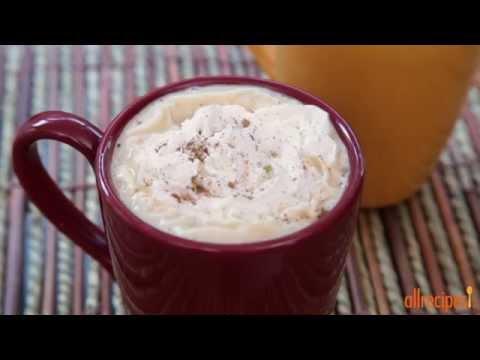 How to Make a Pumpkin Spice Latte   Coffee Recipes   Allrecipes.com