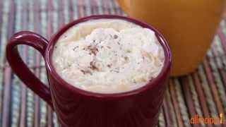 Coffee Recipes - How to Make a Pumpkin Spice Latte