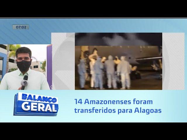Após falta de oxigênio: 14 Amazonenses foram transferidos para Hospital da Mulher e Metropolitano