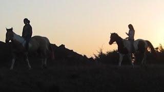Girls On Horseback! (1.24.14)