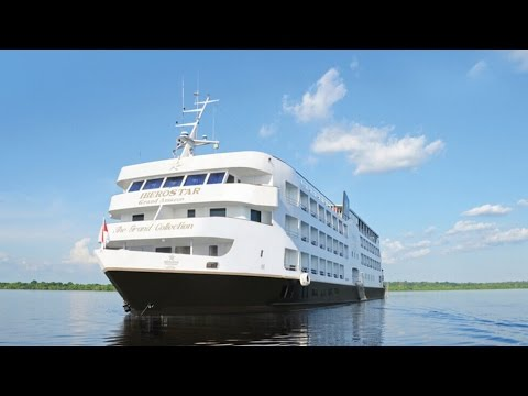 Iberostar Amazon River Cruise in Brazil | Rainforest Cruises