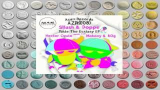 Gambar cover Sllash & Doppe - Ecstasy (Original Mix) [AZari Records]