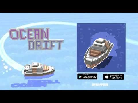 Ocean Drift Trailer : FREE on iOS & Android & Windows Phone