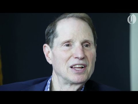 Sen. Ron Wyden on meeting with Trump to talk Oregon timber exports