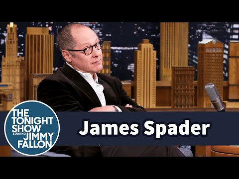 James Spader Threw Up at Dinner with the Kennedy Family
