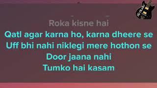 Jitni Dafa Song Karaoke chhotu