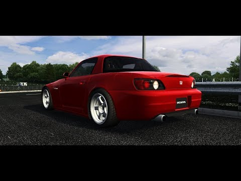 LFS - HONDA S2000 | Download | Lazy | Setup | Tweak |