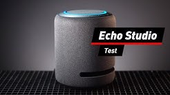 Amazon Echo Studio im Test: So gut klang Alexa noch nie! | deutsch