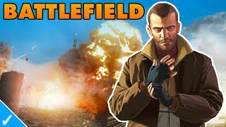 NIKO BELLIC PLAYS BATTLEFIELD 3
