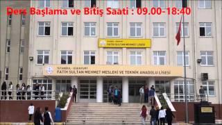 İstanbul Esenyurttaki Bütün Liselerin Bilgileri