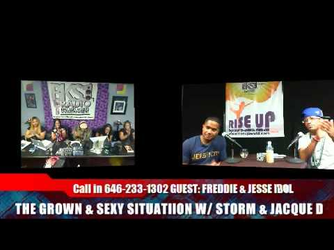 THE GROWN SEXY SITUATION - MAY 3, 2012 - SEX TOO EARLY IN THE RELATIONSHIP
