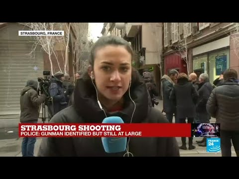 Strasbourg locals 'in shock' after Christmas market shooting
