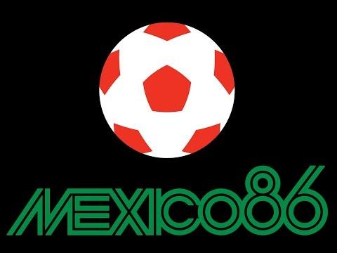 Чемпионат Мира по Футболу 1986. Mexico - 86