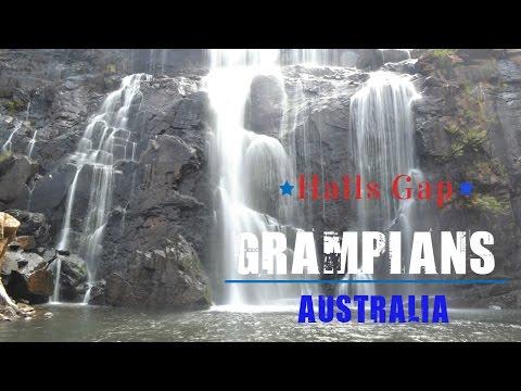 Halls Gap, Grampians - Australia - halls-gap