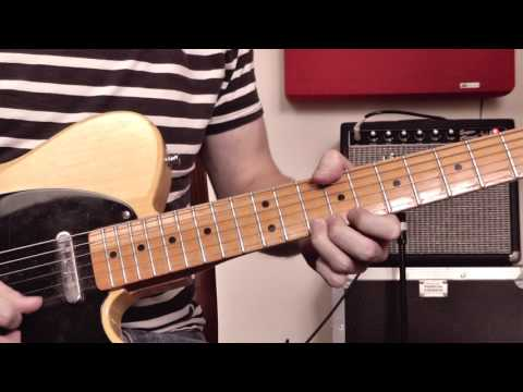 Blues Soloing | Learning to Mix Minor & Major Pentatonic Sounds | Guitar Lesson