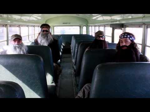 Foothills Community Christian School ~ Duck Dynasty Parody