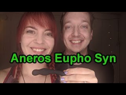 Toy Review - Aneros Eupho Syn Male G Spot Stimulator, Courtesy Of Peepshow Toys!
