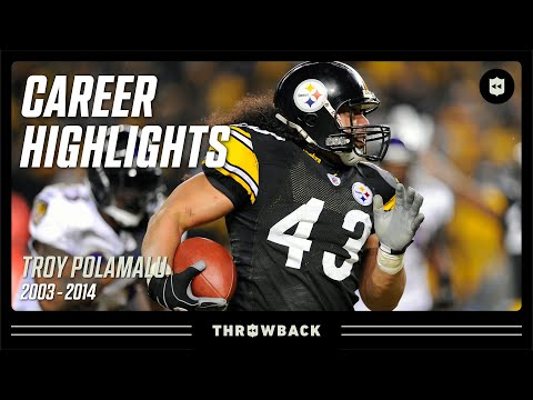 Scottro - Troy Polamalu Could Make The Hall Of Fame In 2020