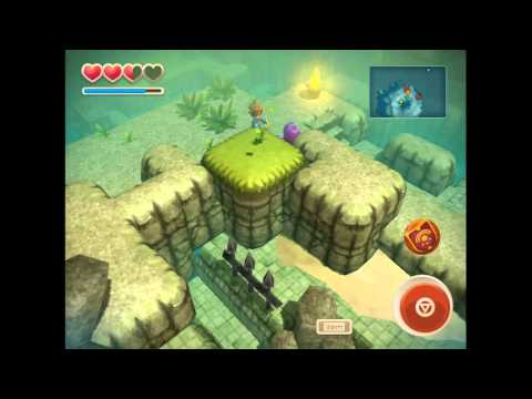 Oceanhorn for iOS Full Walkthrough part 4