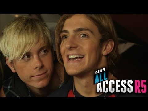 R5: The Reunion Show - Dating Fans, Rydellington & More - Clevver All Access Episode 12