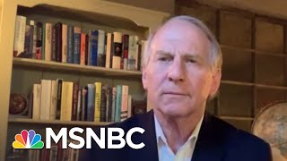 Richard Haass joins Andrea Mitchell to discuss how comments by President Trump towards a Chinese-American reporter, comments that have been criticized ...