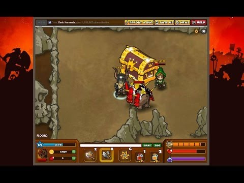 Dungeon Rampage/6#Ep Derrotando Al Jefe Final