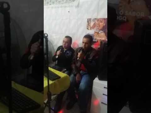 Doni e Paulo Cézar  (Liga lá em casa)