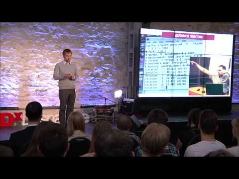 A subject to exchange: Andrei Solntsev at TEDxLasnamae 2014