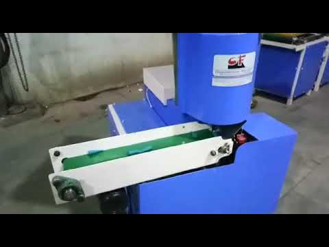India's First Backflow Dhoop Cone Making Machine