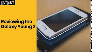 Galaxy Young 2 Review