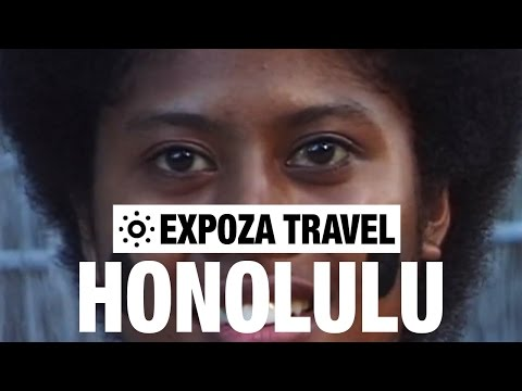Honolulu (Hawaii) Vacation Travel Video Guide