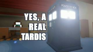 A REAL TARDIS IN ROBLOX?