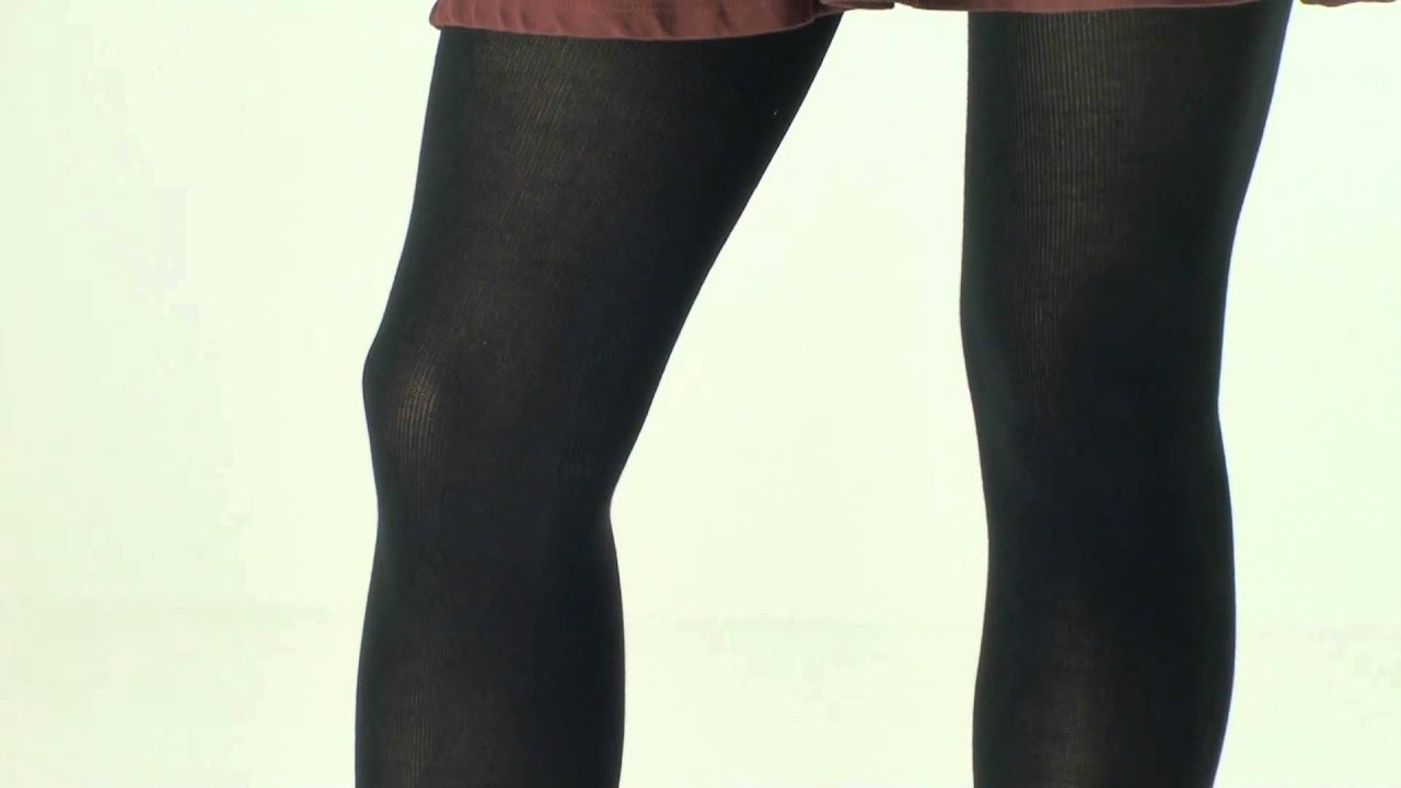 9eff3d1ba18 UK Tights - Golden Lady Warm Cotton Tights - YouTube