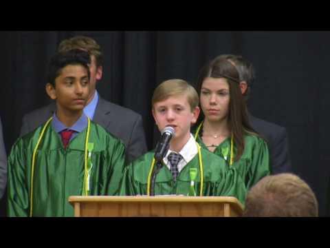 Thomas Middle School Graduation - 2017
