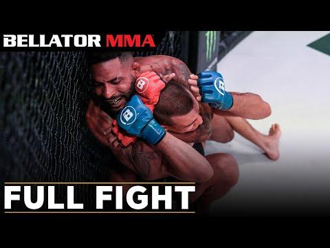 Full Fight | Darrion Caldwell vs. Adam Borics - Bellator 238