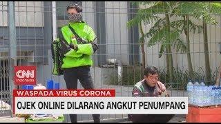 Gambar cover Nasib Ojek Online Dilarang Angkut Penumpang