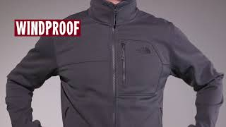 The North Face Men's Apex Risor Jacket 2017 Review