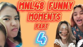 Download lagu MNL48 FUNNY MOMENTS PART 4.