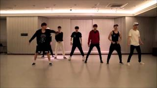 dance practice got7 if you do 78 slow motion mirror