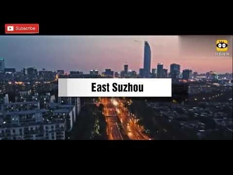 Amazing China Shenzhen City, East Suzhou  Nice View