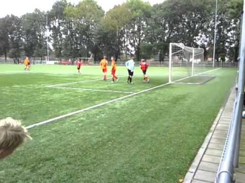 De Treffers C2 (za) vs. Juliana '31 C3 (za) 12-10-2013 14:00