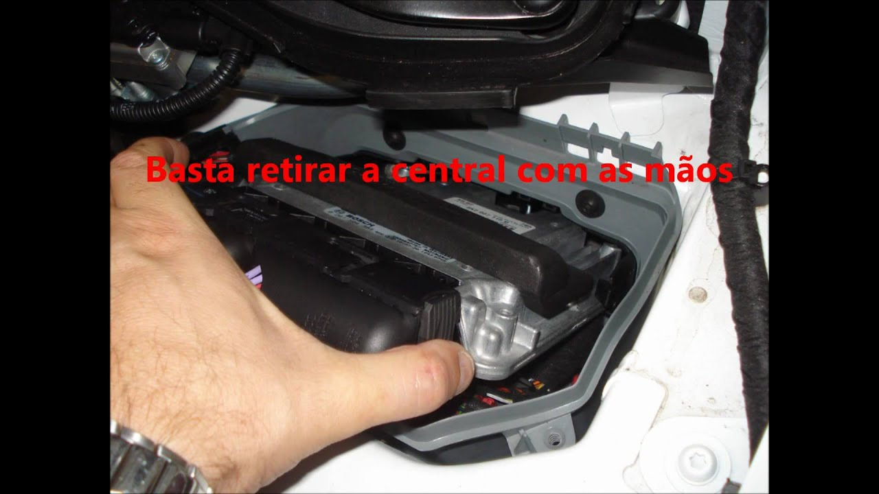 Audi A4 2011 Retirada Da Ecu Original Nascarchips Youtube