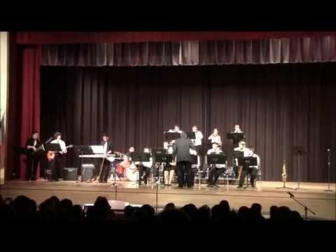 Tottenville HS Sax Quartet Jazz Band and Symphony Orchestra Ft. Alexander Markoff